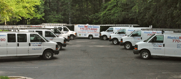 Acworth's Best Gutter Cleaners, Gutter Cleaning, GA